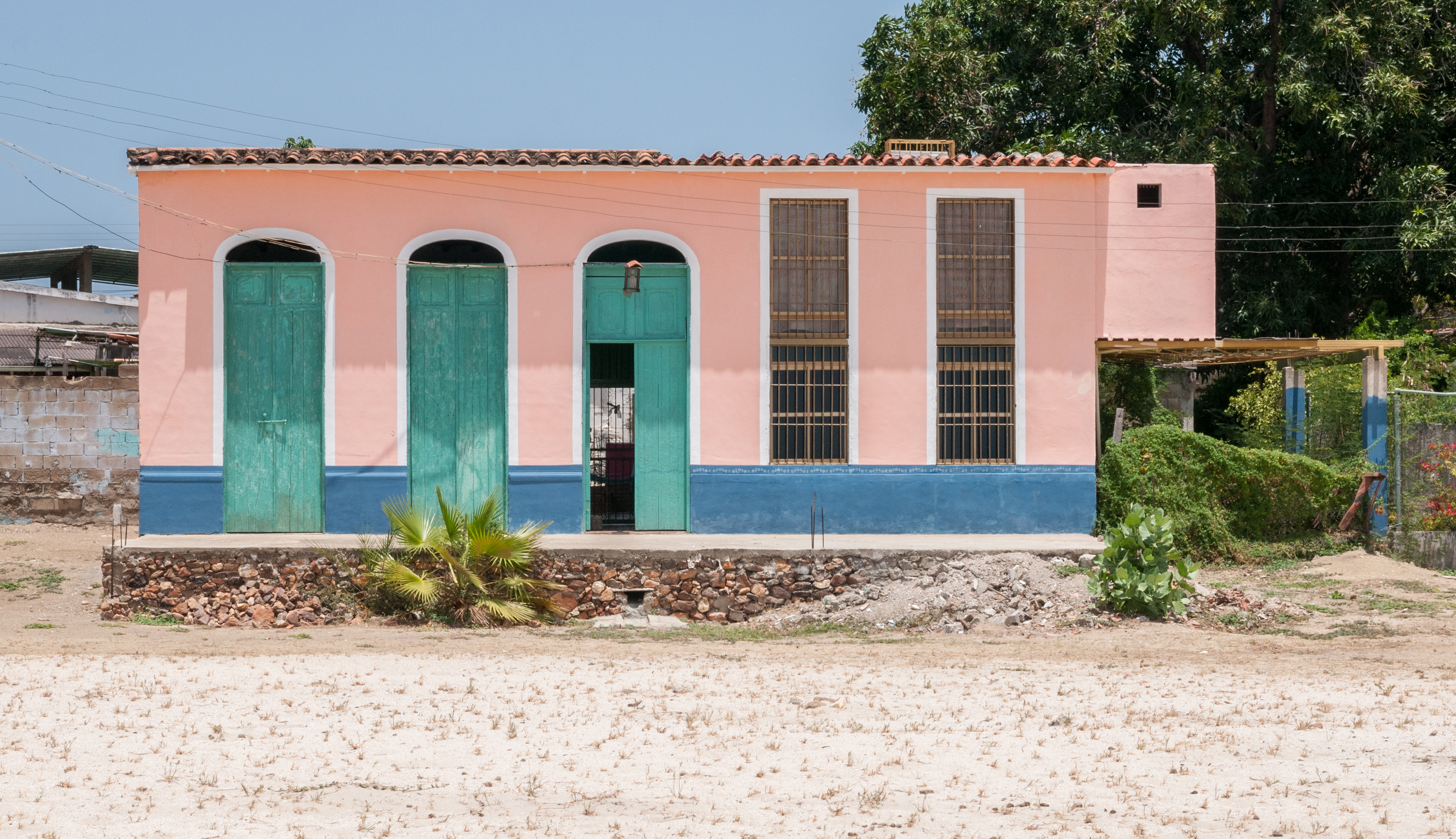 Colonial House in La Guardia, Margarita Island