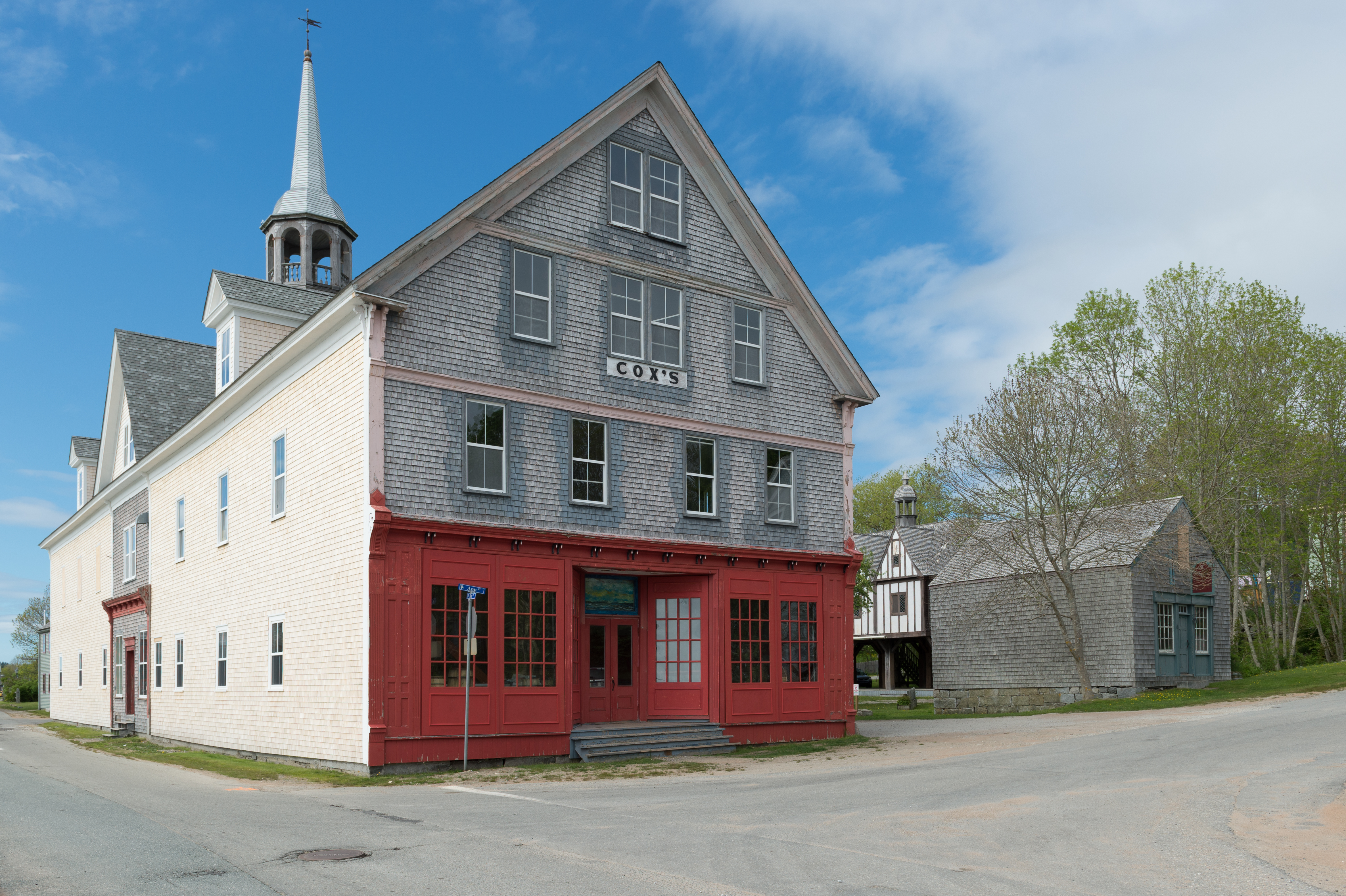 Cox´s Warehouse, Shelburne Nova Scotia