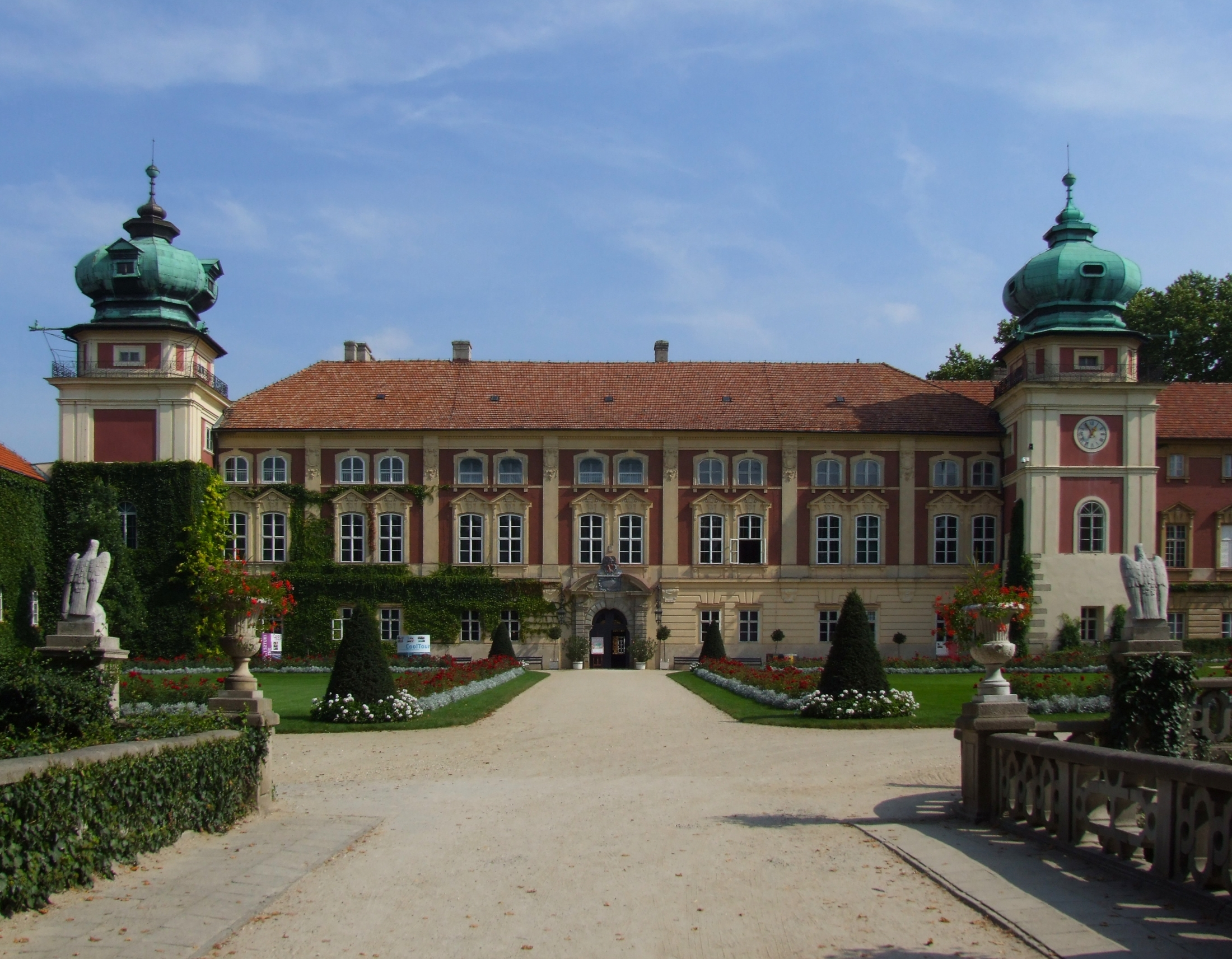 Palace in Łańcut