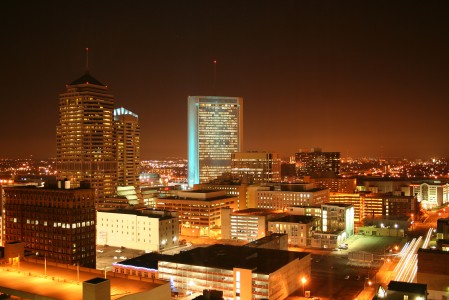 Columbus-ohio-downtown-night
