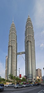 Petronas Twin Towers byD