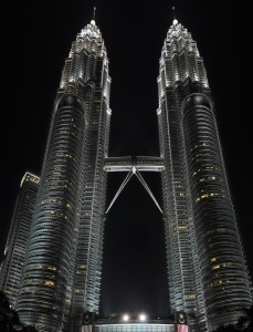 Petronas Twin Towers byN