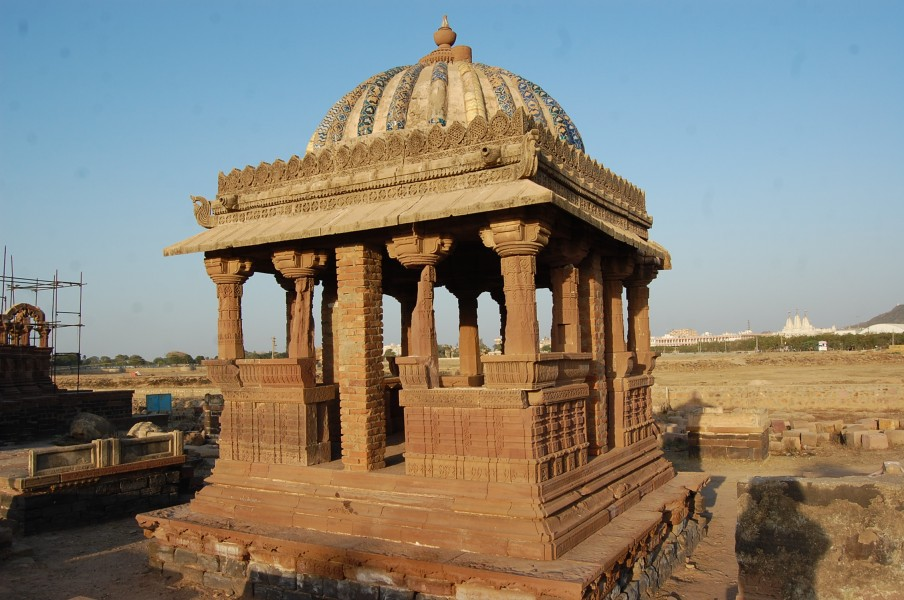 Bhuj chatardi