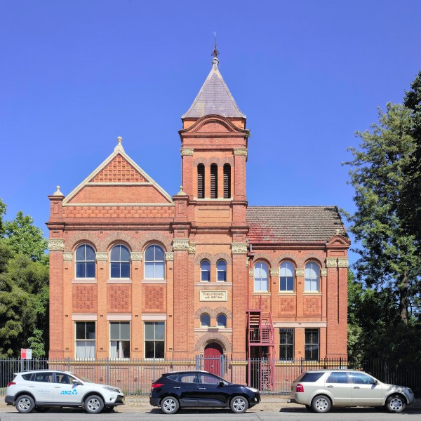 Albury Public School historic building, Albury NSW