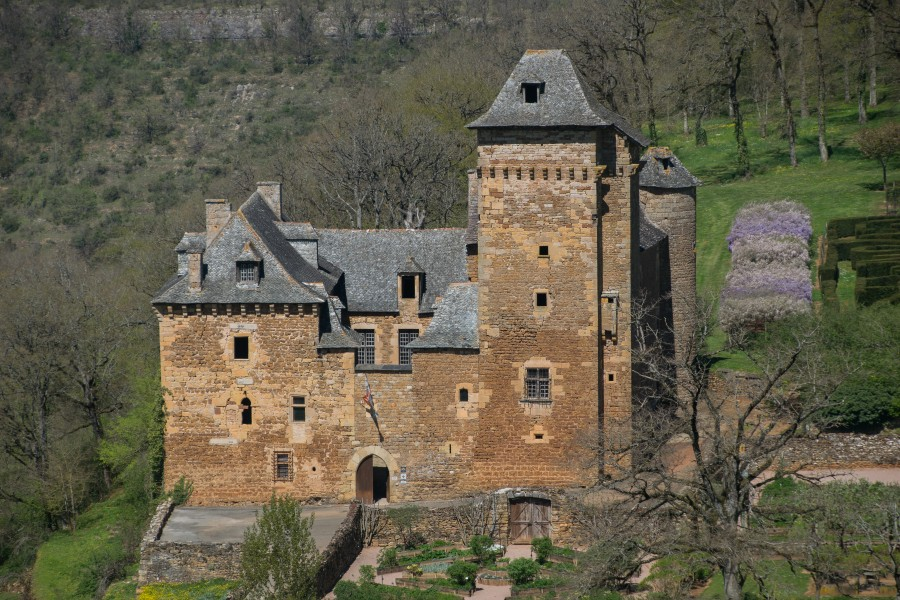 Castle of Colombier 06