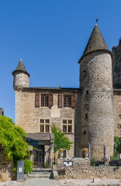 Castle of La Malene 01