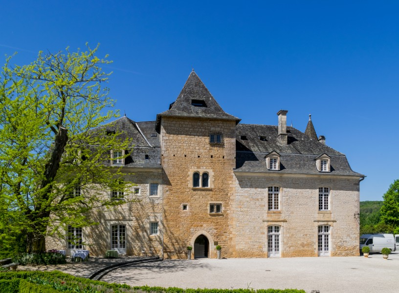 Castle of La Treyne 01