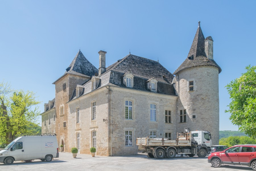 Castle of La Treyne 12