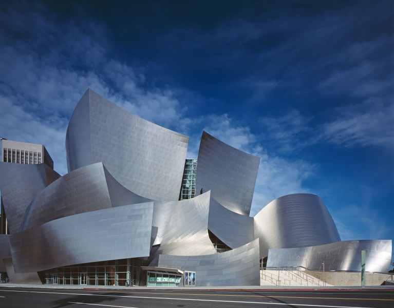 Disney Concert Hall by Carol Highsmith edit2