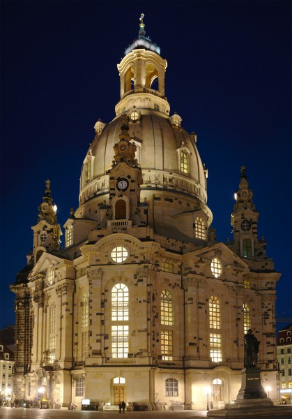 Dresden-Frauenkirche-night