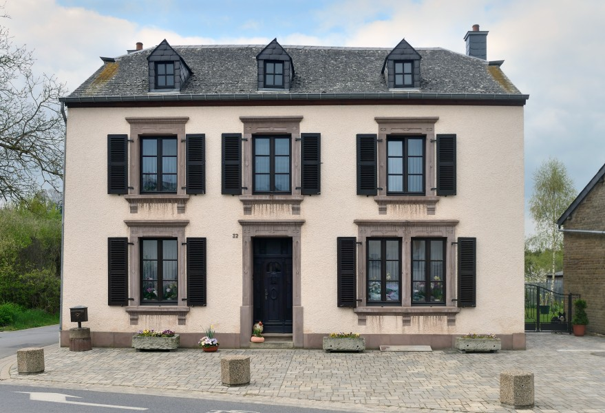 Luxembourg Pettingen house 2014