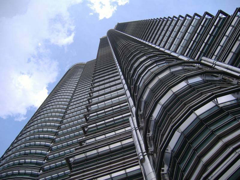 Petronas down up