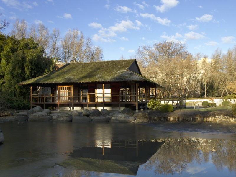 Toulouse - Japanese tea house - 2012-02-23