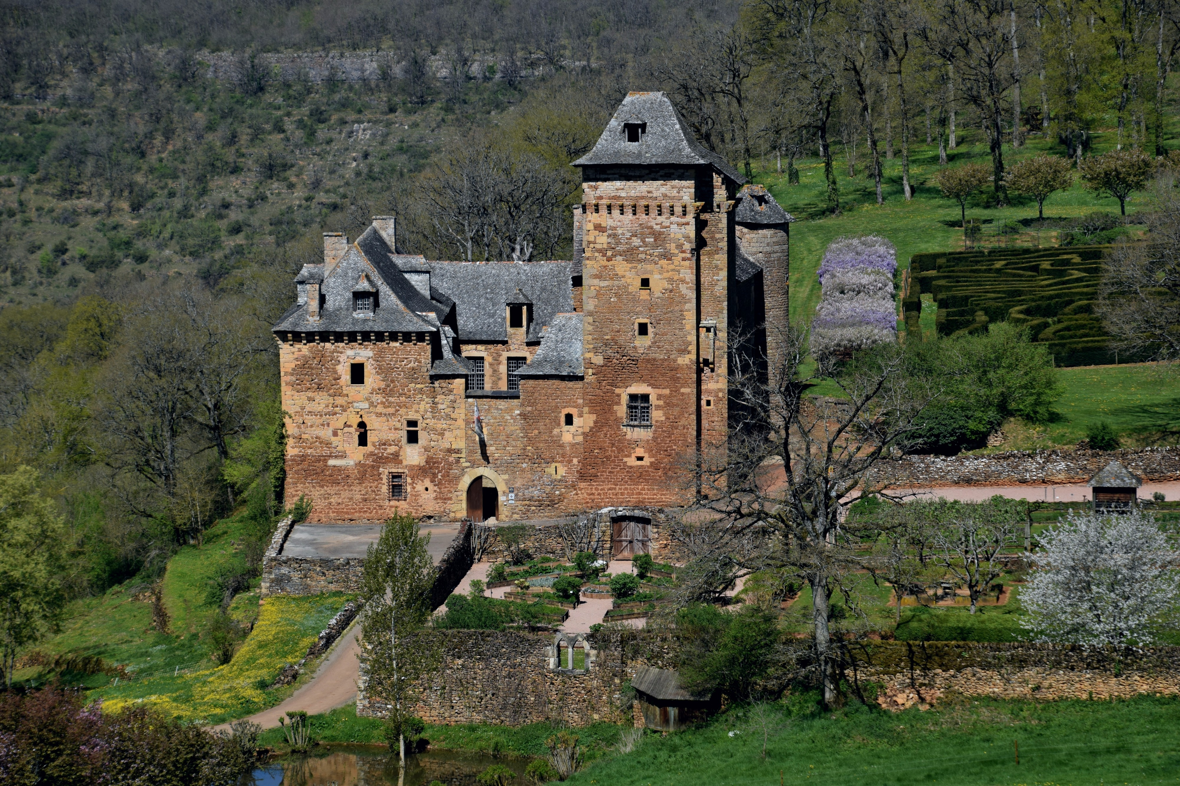Castle of Colombier 05