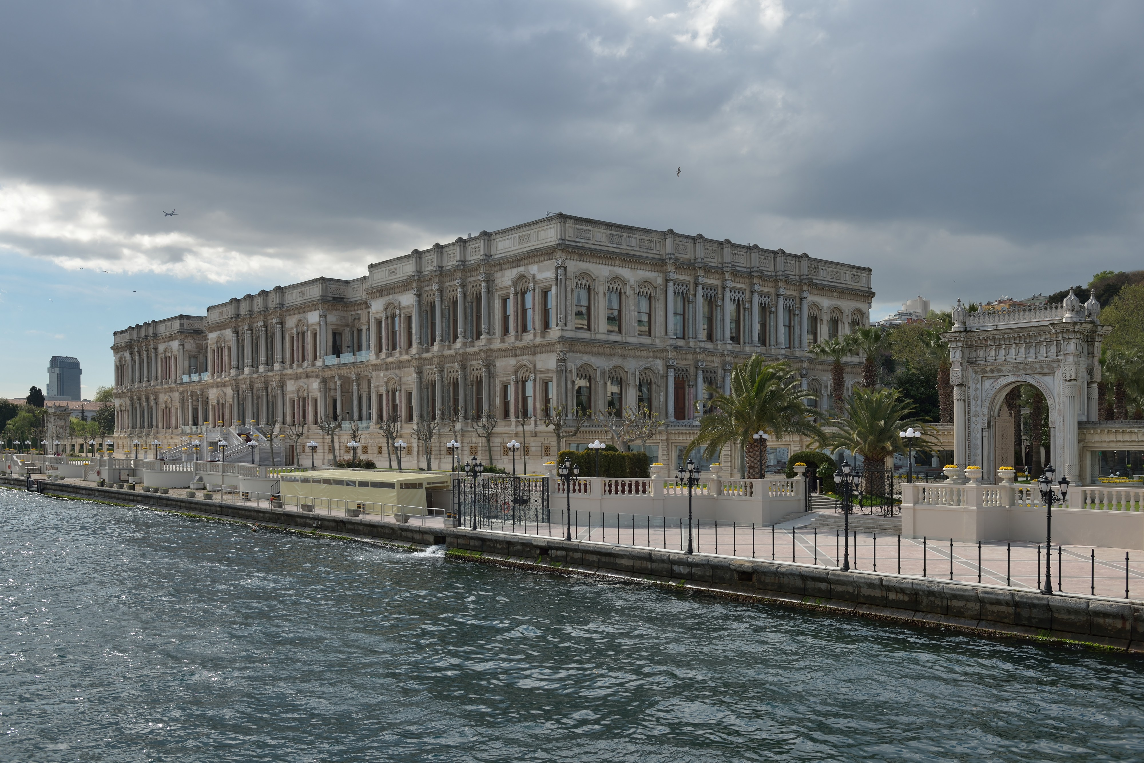 Ciragan Palace 2014