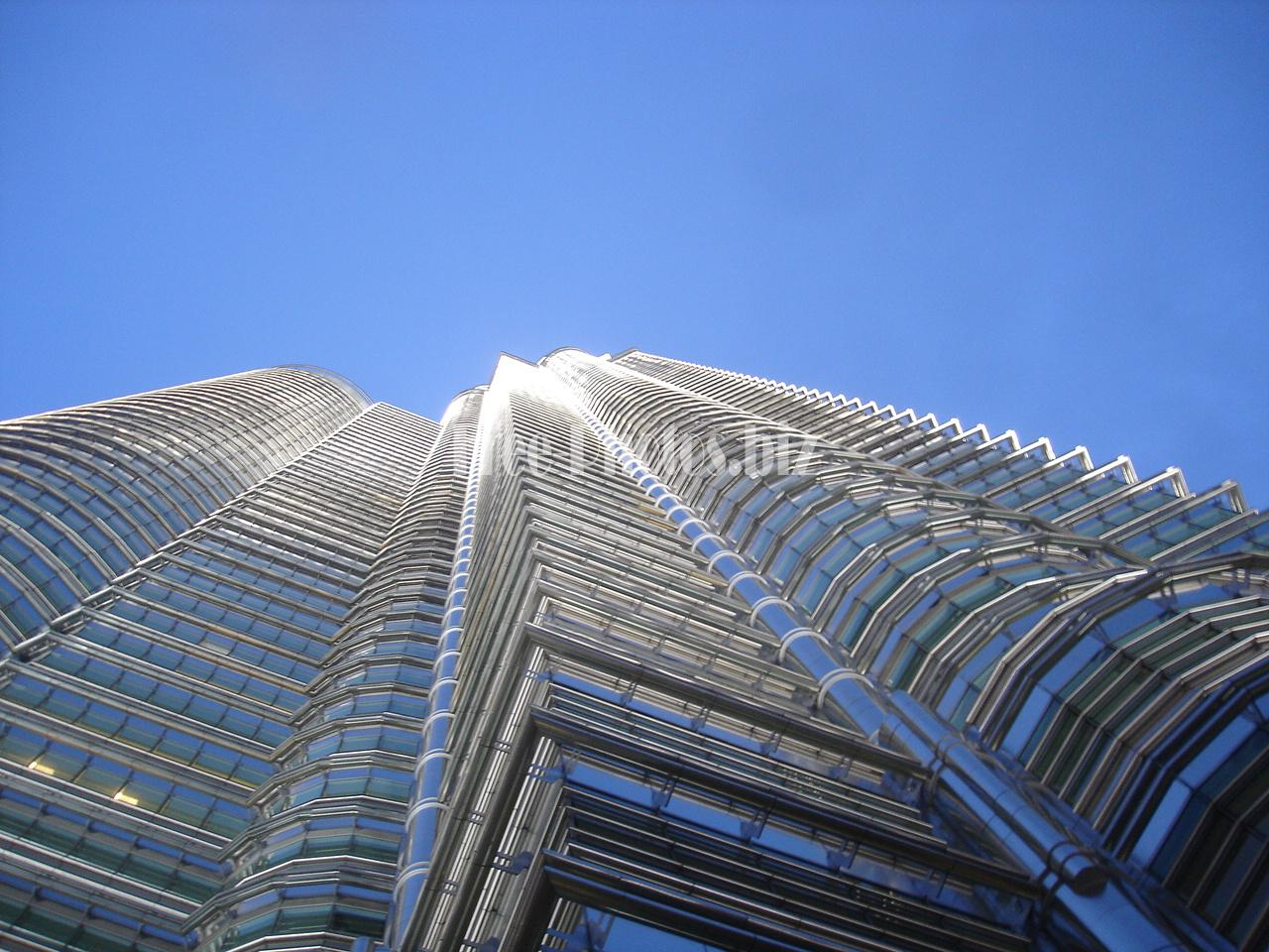 KLCC-viewed from ground level