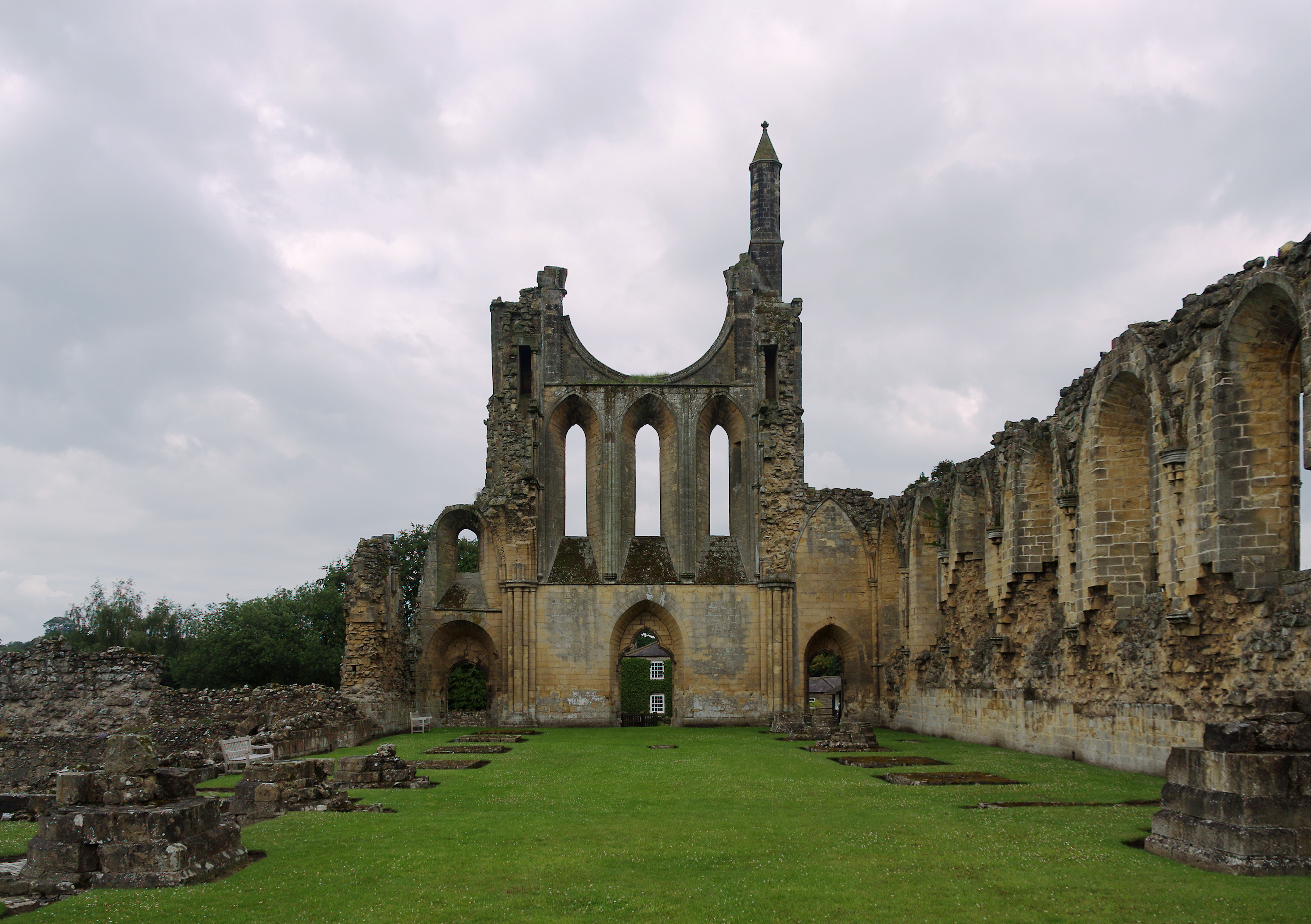 Byland Abbey MMB 08