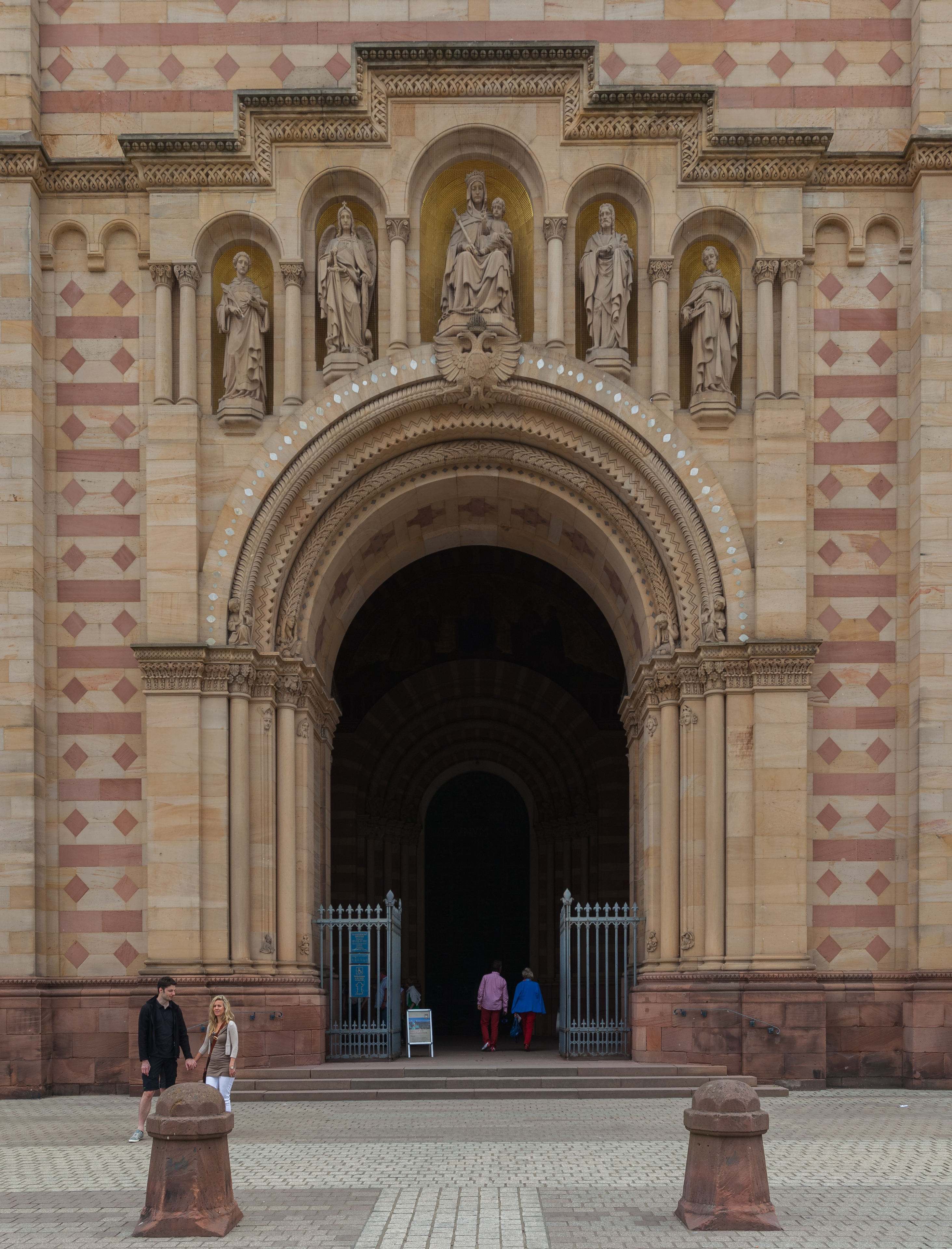 Catedral de Speyer, Alemania, 2014-06-01, DD 05