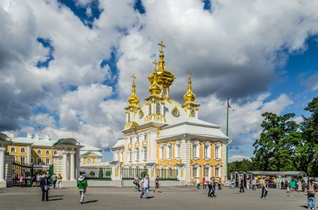 Church of Grand Peterhof Palace 02