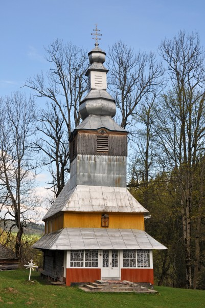 21-224-0015 Podobovets Wooden Church RB