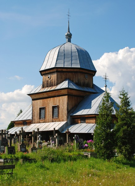 46-227-0028 Zhovkva Wooden Church RB