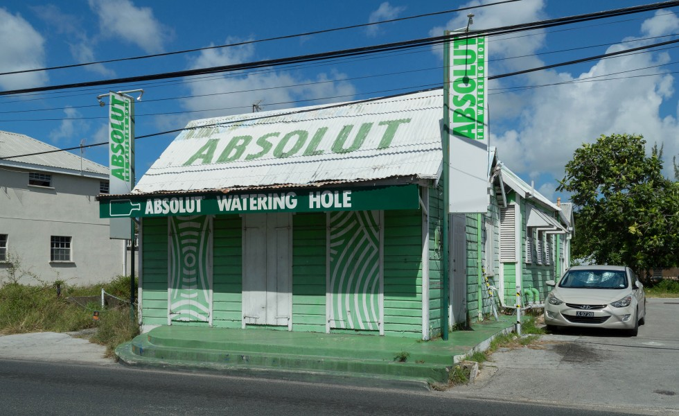 Absolut Watering Hole, Christ Church, Barbados