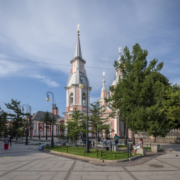 Andreevsky Cathedral SPB