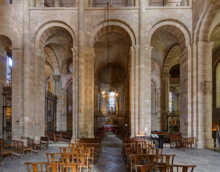 Basilica of Saint-Sernin - 3759 - South transepts