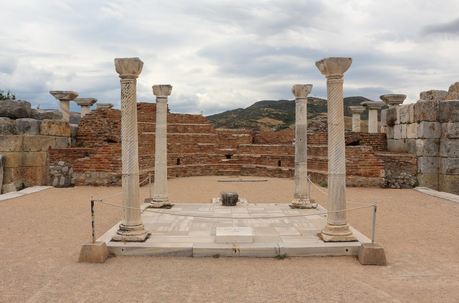 Basilica of St. John in Ephesus 05