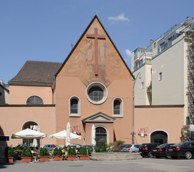 Capuchin Church - Vienna - 2