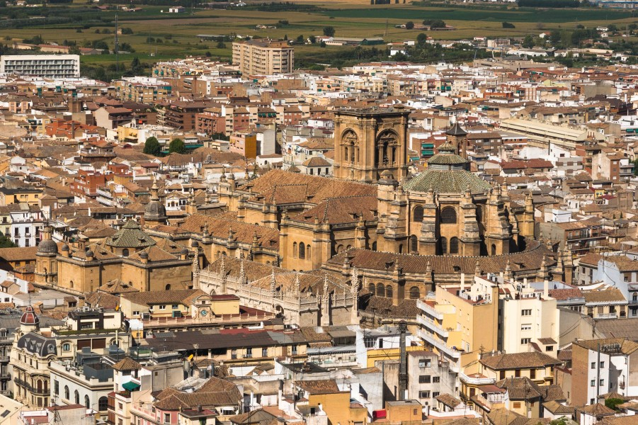 Cathedral & Capilla Real Granada Spain