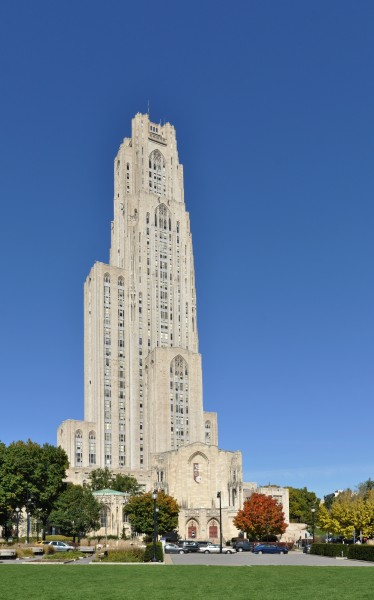 Cathedral of Learning stitch 2