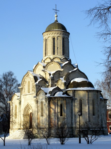 Cathedral of the Holy Mandylion (Andronikov Monastery) 36