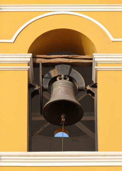 Cathedral of Trujillo, Peru - Bell