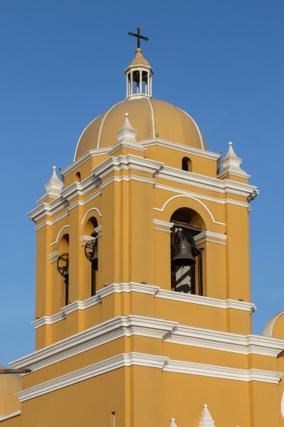 Cathedral of Trujillo, Peru - Bell tower