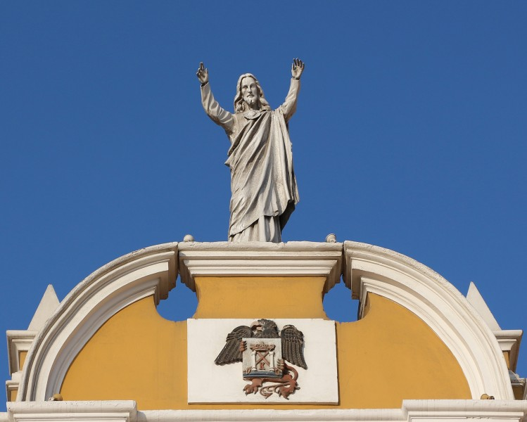 Cathedral of Trujillo, Peru - Statue
