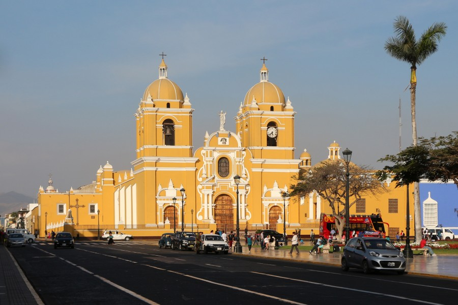 Cathedral of Trujillo, Peru 01
