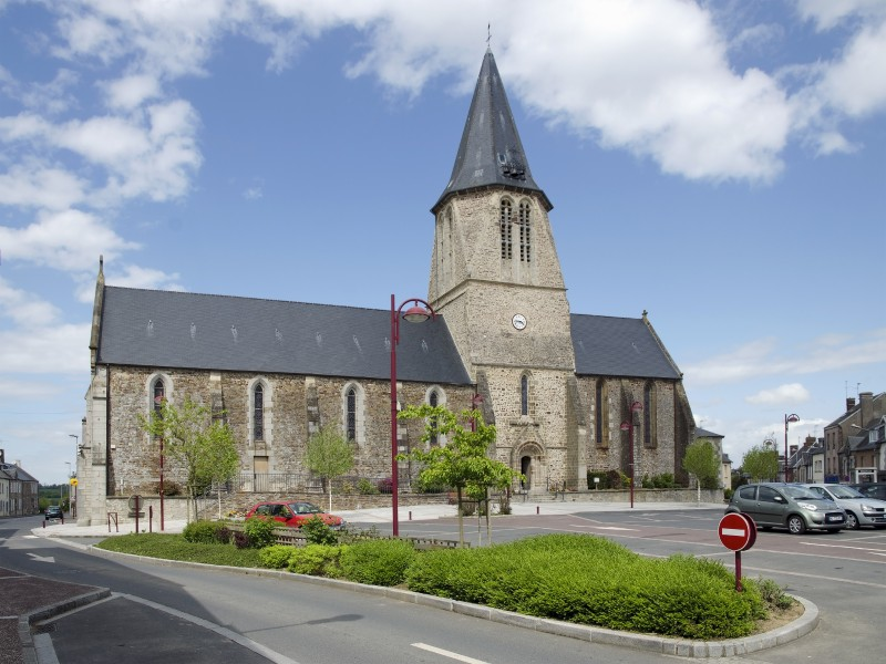 Cerences - Eglise ND 01