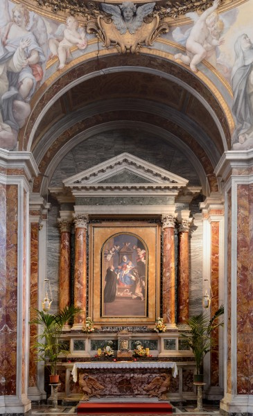 Chapel of Catherine of Siena in Santa Sabina