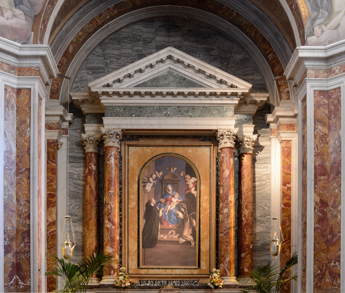Chapel of Catherine of Siena in Santa Sabina 2