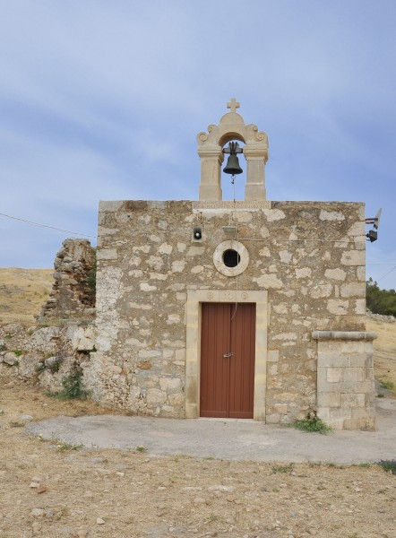 Chapel of St. Catherine in Rethymno, Crete 001