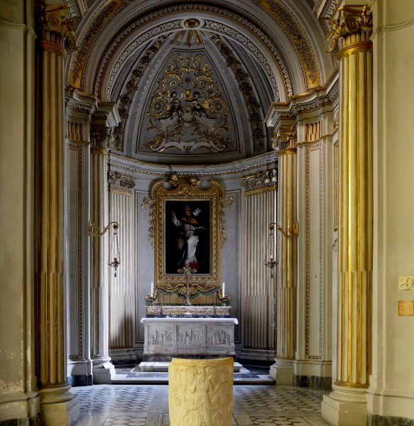 Chapel of St. gregory in San Gregorio al Celio (Rome)
