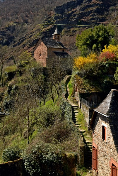 Chapel of St. Roch in Conques 02