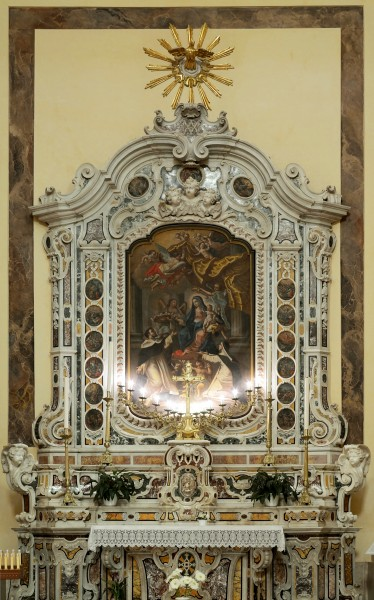 Chapel of the Rosary in St. George in Locorotondo