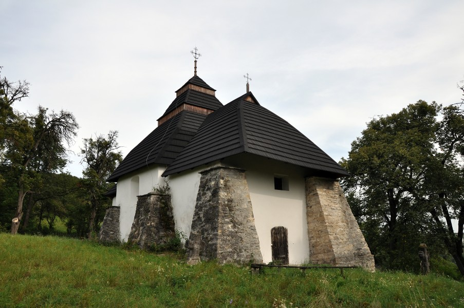 Chesnyky Church RB