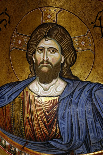 Christ Pantocrator - Cathedral of Monreale - Italy 2015 (6)