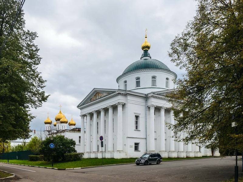 Church of Elijah the Prophet and Bishop Tikhon in Yaroslavl