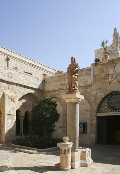 Church of Saint Catherine of Alexandria at the Basilica of the Nativity, Bethlehem, Palestine2