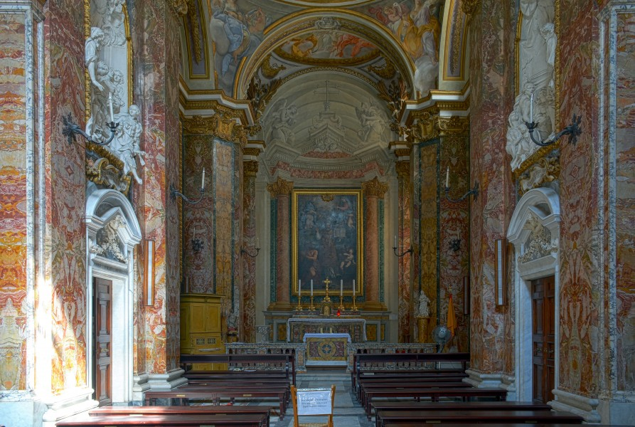 Church of Saint Nicholas of the Lorrainers HDR