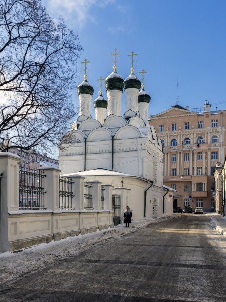 Church of Saints Michael and Fyodor in MSK